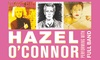 Hazel O'Connor - Multiple Locations: Hazel O'Connor, One Standing or Seated Ticket, 18 November - 2 December (Up to 50% Off)
