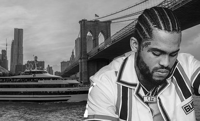 Dave East & Friends All White Attire Yacht Party–Up to 70% Off