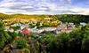 Karlsbad: Zweibettzimmer inkl. Halbpension und Spa