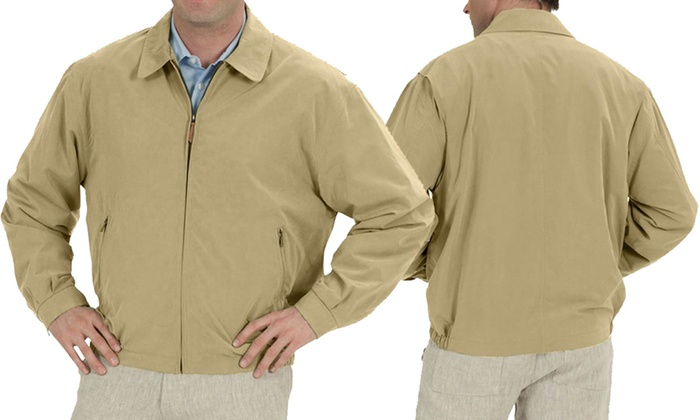 London Fog Men S Golf Jacket Groupon Goods
