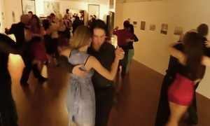 Tango San Pedro: Four Group Beginners' Tango Lessons or a Private Couples Lesson at Tango San Pedro (51% Off)