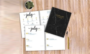 2019 Academic-Year Large Weekly Monthly Planners
