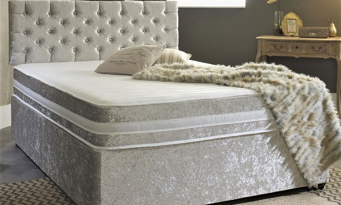 Double-Sided High-Density Memory Foam Mattress