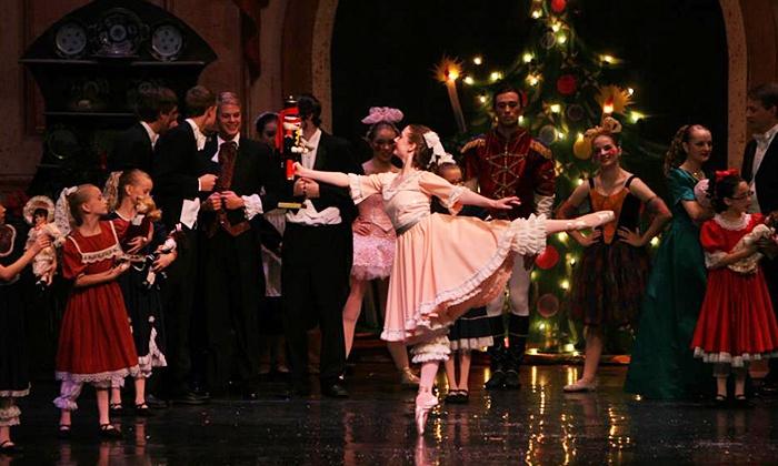 "North Central Ballet: ""The Nutcracker"" - Will Rogers Memorial Auditorium: ""The Nutcracker"" at Will Rogers Memorial Auditorium on December 5 (Up to 45% Off)"