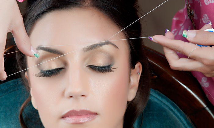 Vinita's Beauty & Threading Studio - Los Angeles: Threading, Waxing, or Hair-Styling Services at Vinita's Beauty & Threading Studio (Up to 50% Off)