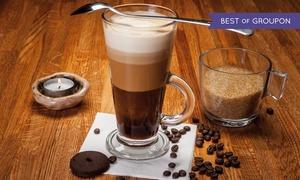 Kreatywna Cafe: Dowolna kawa lub herbata i ciasto dla dwojga za 27,99 zł i więcej opcji w kawiarni Kreatywna Cafe w Gdańsku (do -50%)