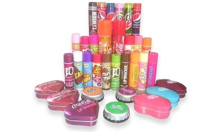 Lip Smacker Assorted Lip Balms Sets