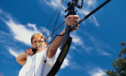 Private Archery Lesson with Gear Rental for One or Two at Trader Jan's Archery Pro-Shop (Up to 50% Off)