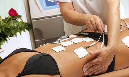 3 sesiones de electroestimulación muscular por 9 €