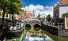 Alkmaar: comfort tweepersoonskamer in 4* hotel