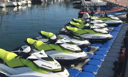 Alquiler de 1 o 2 motos de agua para hasta 4 personas desde 59 € con Sea Riders