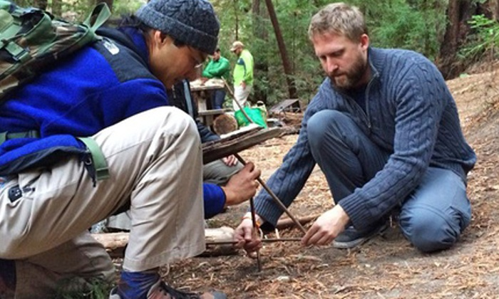 Adventure Out - Multiple Locations: $60 for a Survival-Training Clinic with Cliff Hodges & Adventure Out ($125 Value)