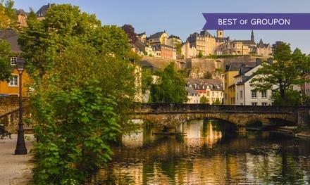Ardennes luxembourgeoises : 1 à 3 nuits avec petit déjeuner et dîner en option à l'Hôtel des Ardennes pour 2 personnes