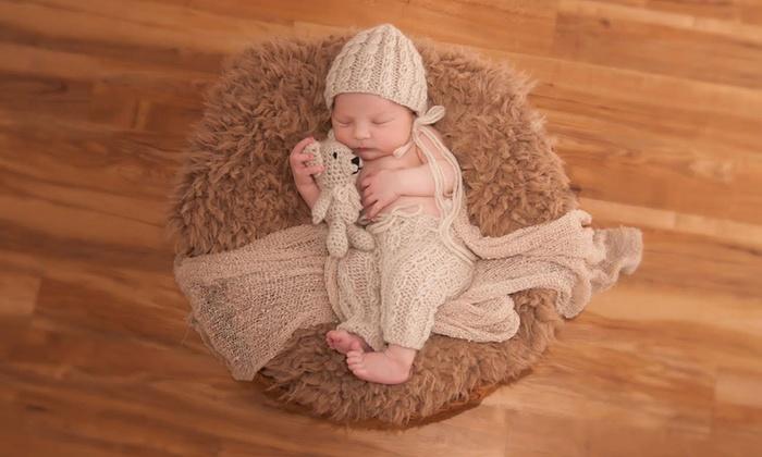 Dein Baby Von Silvia Kast Fotografie - Lohmar: 4 Std. Neugeborenen-Fotoshooting o. 2 Std. Baby-Fotoshooting bei Dein Baby v. Silviya Stoitseva Fotografie (80% sparen*)