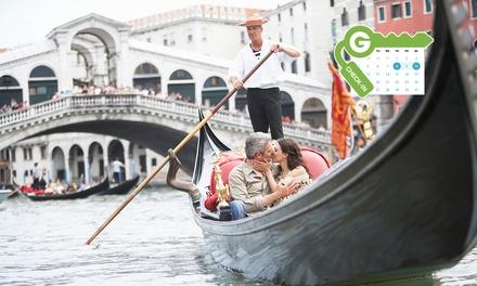 Venezia: camera doppia o matrimoniale con colazione