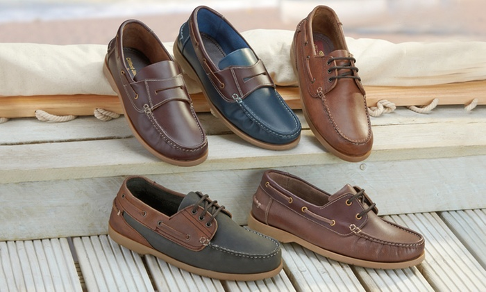 Chaussures Cuir HommeGroupon Bateau Shopping En D2IW9EH