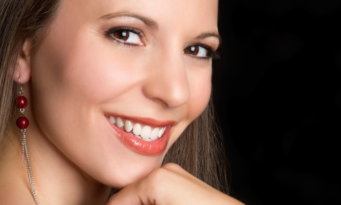 Kaz Advanced Dentistry - Franklin: Custom Teeth-Whitening Trays for Day or Night Use at Kaz Advanced Dentistry (Up to $325 Value)