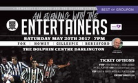 Evening with The Entertainers on 20 May at The Dolphin Centre Darlington (Up to 42% Off)