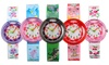 Kids' Cartoon Jelly Watch