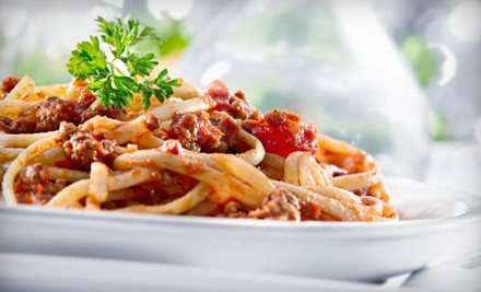 Italian Cuisine at Bella Frutteto Restaurant (Half Off). Two Options Available.
