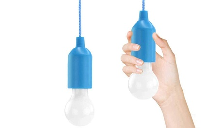 Lampadina LED tira e accendi