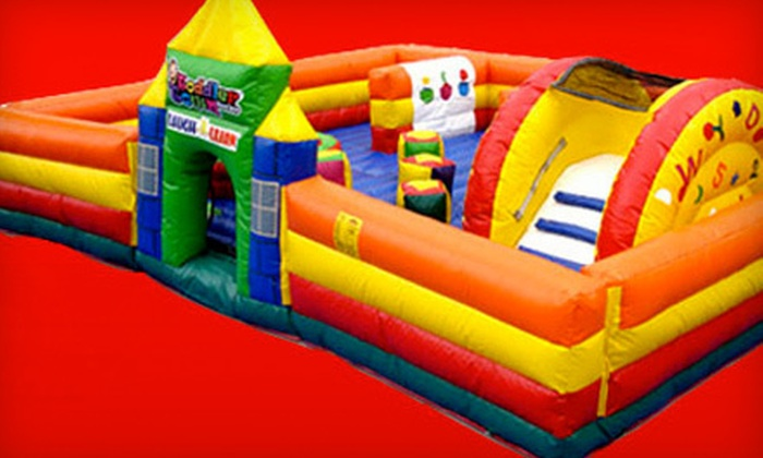 Brinca! - South Side: Five Open-Jump Days or One Four-Hour Bounce-Castle Rental at Brinca! (Up to 73% Off)