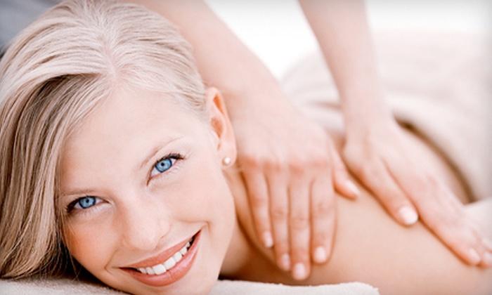 Studio L - Whitmer-Trilby: Swedish Massage, Swedish Massage with Back Facial, or Three Swedish Massages at Studio L (Up to 58% Off)