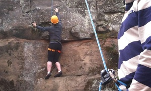 Hard Water Sports: 4-Hour Rock Climbing Outing for One, Two, or Four at Hard Water Sports (Up to 54% Off