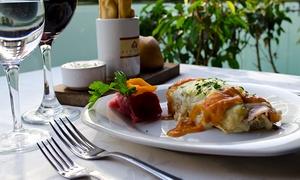 Alcorta Carnes & Vinos: Almuerzo o cena mediterránea para dos, cuatro o seis en Alcorta Carnes & Vinos