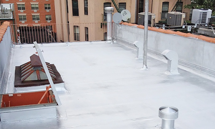 Bill White Roofing - New York City: Re-Caulking and Sealing of Two Skylights by Bill White Roofing (72% Off)