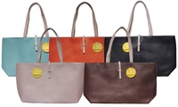 Women's Zip Tote Purse photo