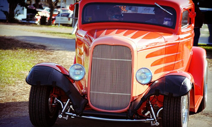 Ocala Pumpkin Run - Fellowship: Three Days at the Ocala Pumpkin Run Car Show for One or Two (Half Off)