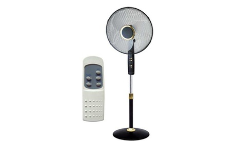 Master VP400LX Oscillating Fan with Remote Control