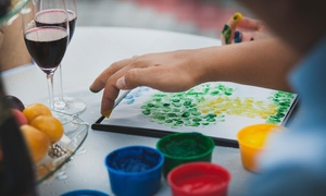 Up To 51% Off Painting Class & Wine Tastings At Beyond The Grape