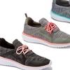 Women's Knit Mesh Athletic Sneakers