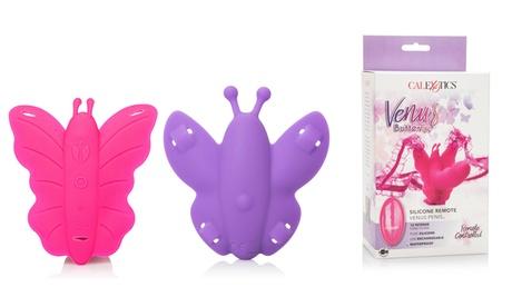 Cal Exotics Vibrating Venus Butterfly Wearables 3832cb30-c0d6-11e7-9889-00259060b5da