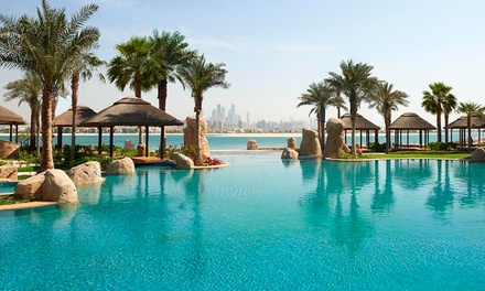 Friday Brunch or Saturday Lunch with Drinks plus Beach and Pool access at Porterhouse   Sofitel the Palm