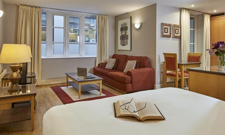 London: One-Bedroom Premier Apartment with Late Check-Out • Holiday deals Marlin Queen Street