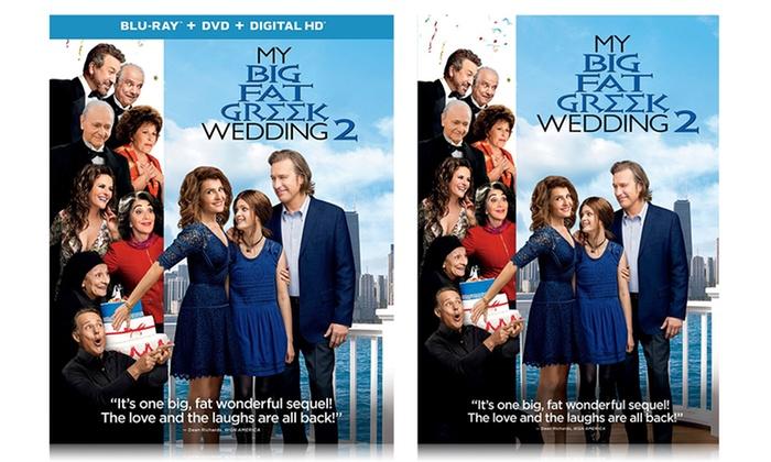 My Fat Greek Wedding 2 On Blu Ray Or Dvd
