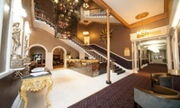 Chester: One Night for Two with Breakfast, Drink Voucher and Late Check-out at 4* Hallmark Hotel The Queen