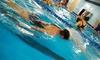 Quadrifogli - Quadrifogli: 3 mesi open con nuoto libero, fitness e sauna per una o 2 persone al centro sportivo Quadrifogli (sconto fino a 69%)