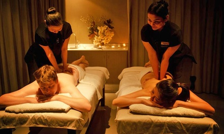 Massage Pkg: 70 Mins $59 or 2 $117 or 130 Min $129 or 2 Ppl $249, Varda Spa Bondi Up to $600 Value