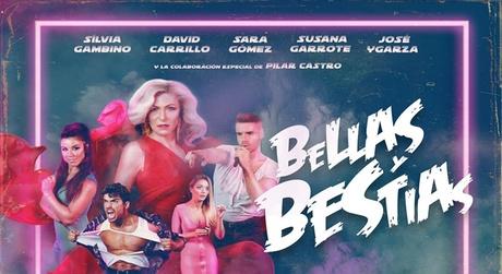 Entrada a la comedia 'Bellas y Bestias' del 12 al 20 de enero por 13,50 € en Teatro Arlequín Gran Vía