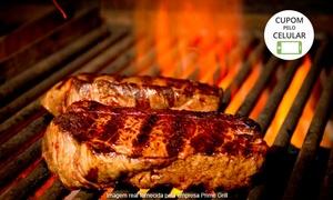Prime Grill - Curitiba: Prime Grill – São Lourenço: rodízio de carnes nobres para 2 pessoas