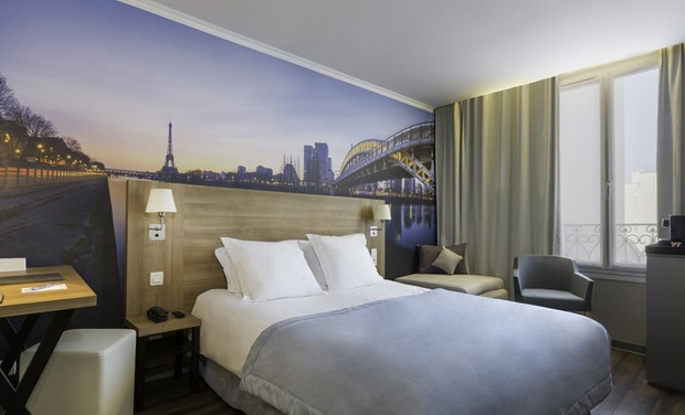 Best Western Hotel Rives De Paris La D Fense