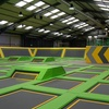 One-Hour Trampoline Jump Session
