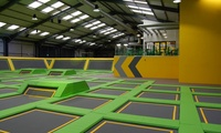 One-Hour Trampoline Jump Session for Up to Four at Jump Xtreme Tamworth (Up to 37% Off)