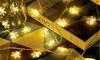 Weihnachts-Lichterkette