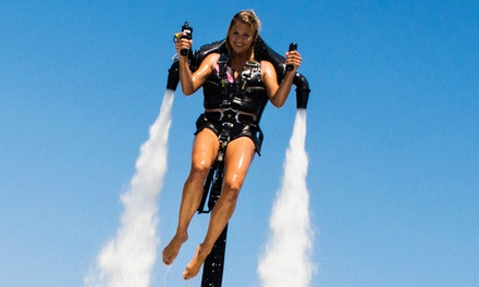 15-Minute Jetpack Experience with Optional Souvenir Video for One or Two with Jetpack Canada (Up to 74% Off)