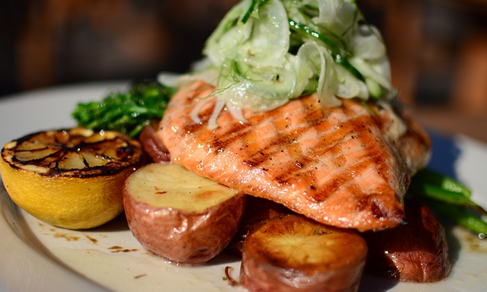 Lake Forest Bar & Grill - Lake Forest Park: $18 for $30 Worth of American Food at Lake Forest Bar & Grill